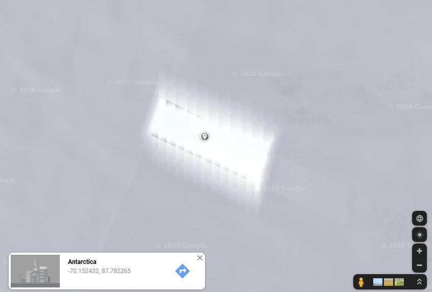 Antartica Google Maps Antarctica Mystery | Google Maps Antarctica | Google Maps Mystery
