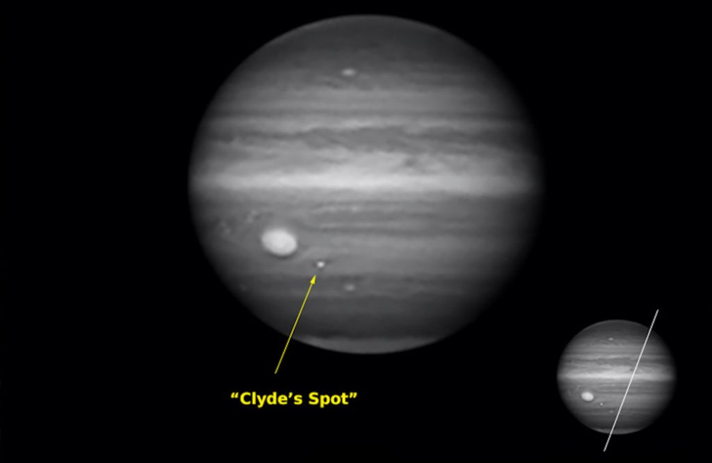 Clydes Spot Astronomy | Discovery | Jupiter