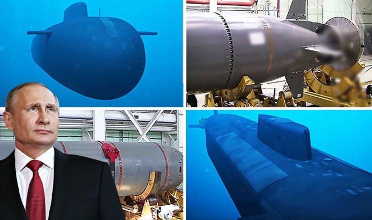 Russia Tsunami Torpedo
