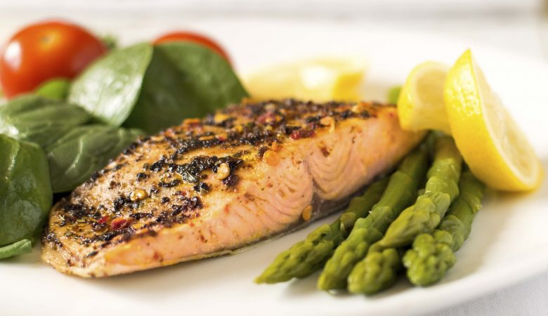 Salmon during pregnancy