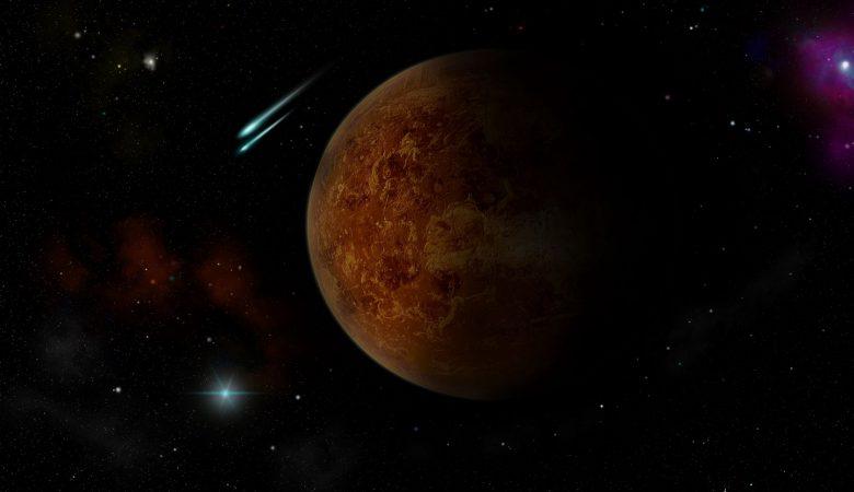 Venus No Life Study