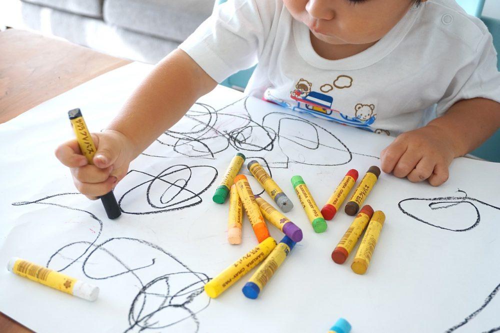 benefits of art for children