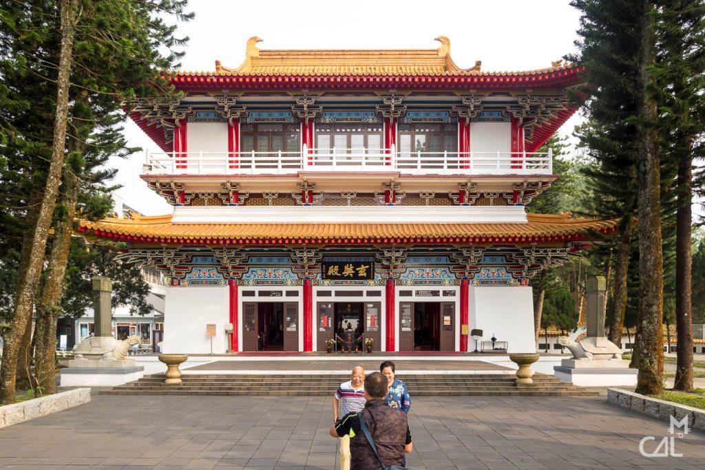 Hsuan tsang temple